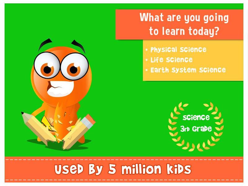 iTooch 3rd Grade Science