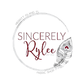 Sincerely Rylee Fabric Shop