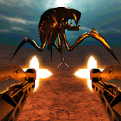 Mars War Alien Shooter