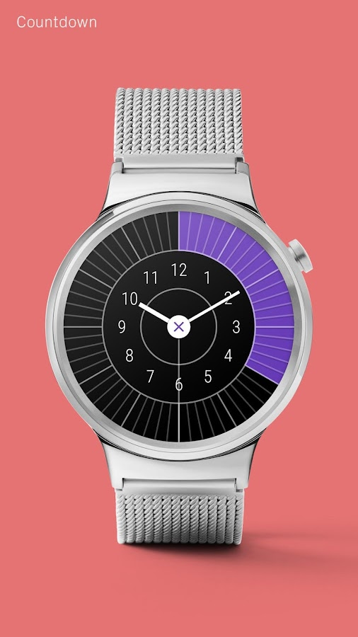 ustwo Timer Watch Faces- screenshot