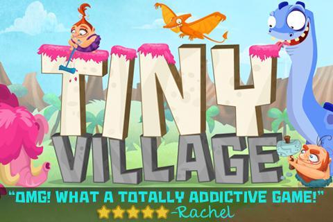Tiny Village screenshot 1