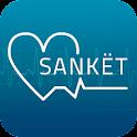 Sanket ECG Monitor icon