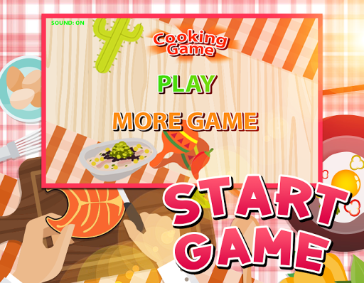 Cooking Stand Restaurant Game