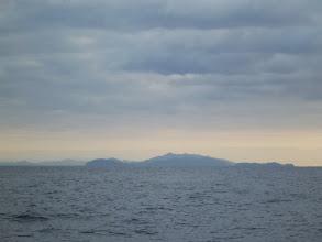 Photo: 空気が澄んでいるのか、島がよく見えます! ・・・野母崎方面。