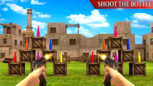 Bottle Shooting : New Action Games 2019 modavailable screenshots 9