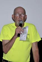 Photo: National board member John Heuer of North Carolina introduces Sam Winstead