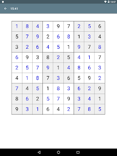 Sudoku screenshot 15