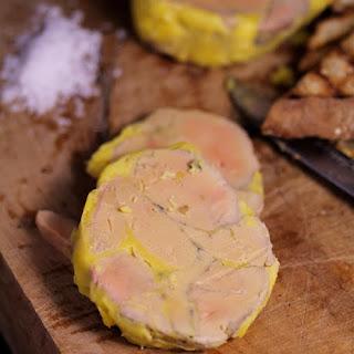 Steamed Foie Gras or How to Easily Make Foie Gras Recipe