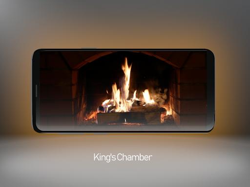 Blaze - 4K Virtual Fireplace screenshot 4