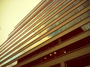 Photo: Lines on a Building