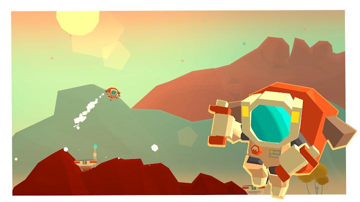 Mars: Mars Android App Screenshot