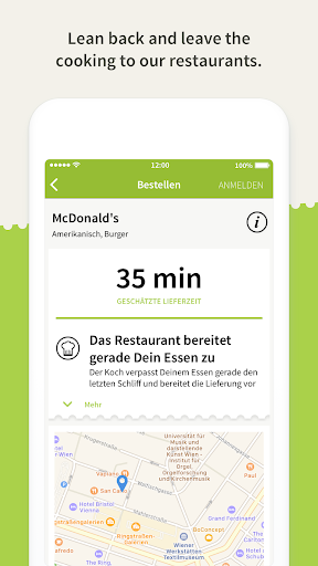 Mjam.at - Online food delivery  screenshots 5