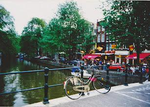 Photo: An Amsterdam Canal
