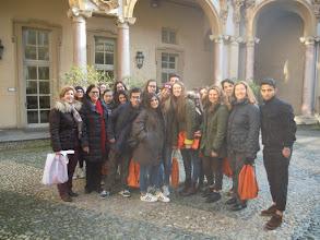 """Photo: 18/02/2015 - Istituto superiore """"Lagrangia"""" di Vercelli. Classe II B linguistico."""