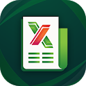 Excel Viewer – XLSX File Reader, Document Viewer icon