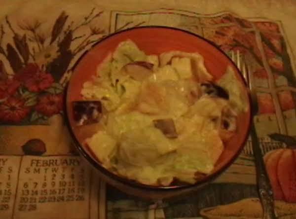 My Fruit Salad Recipe