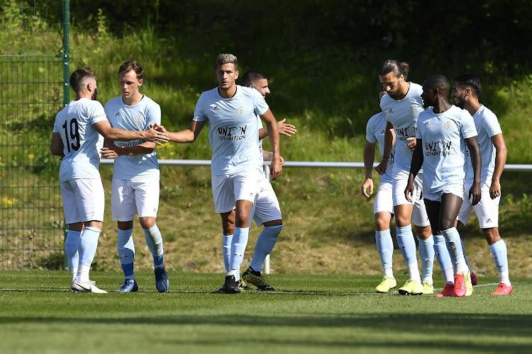 Officiel : Un joueur de Virton rejoint l'Union Saint-Gilloise