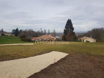 terrain à Saint-Jean-de-Blaignac (33)