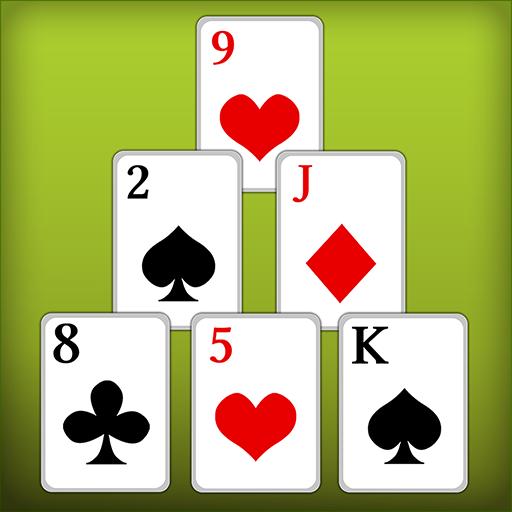 紙牌App|ピラミッドソリティア LOGO-3C達人阿輝的APP
