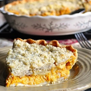 Dutch Pumpkin Apple Pie