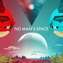 No man's space icon