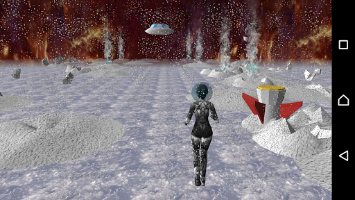 Adventures of the space girl 1.1 screenshots 6
