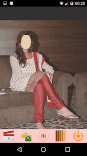 Women Chudidar Look Fashion - náhled