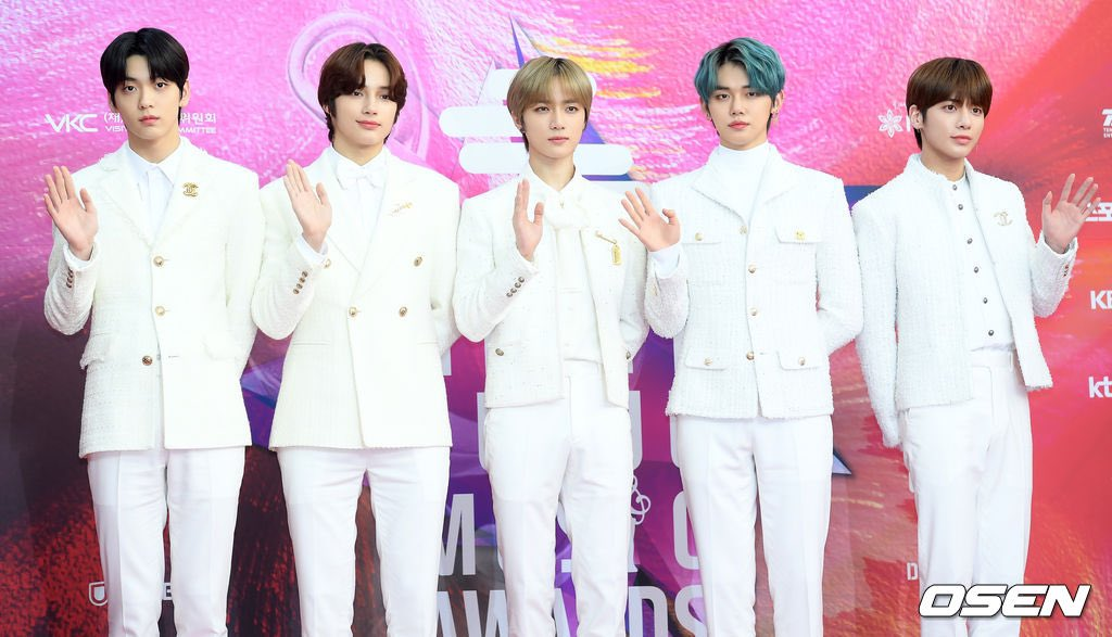txt 29th seoul music awards