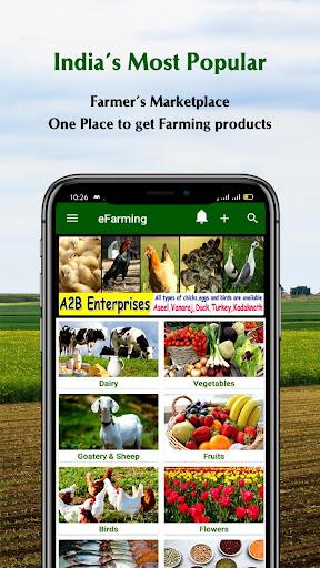 efarming - buy & sell farming products screenshot 1