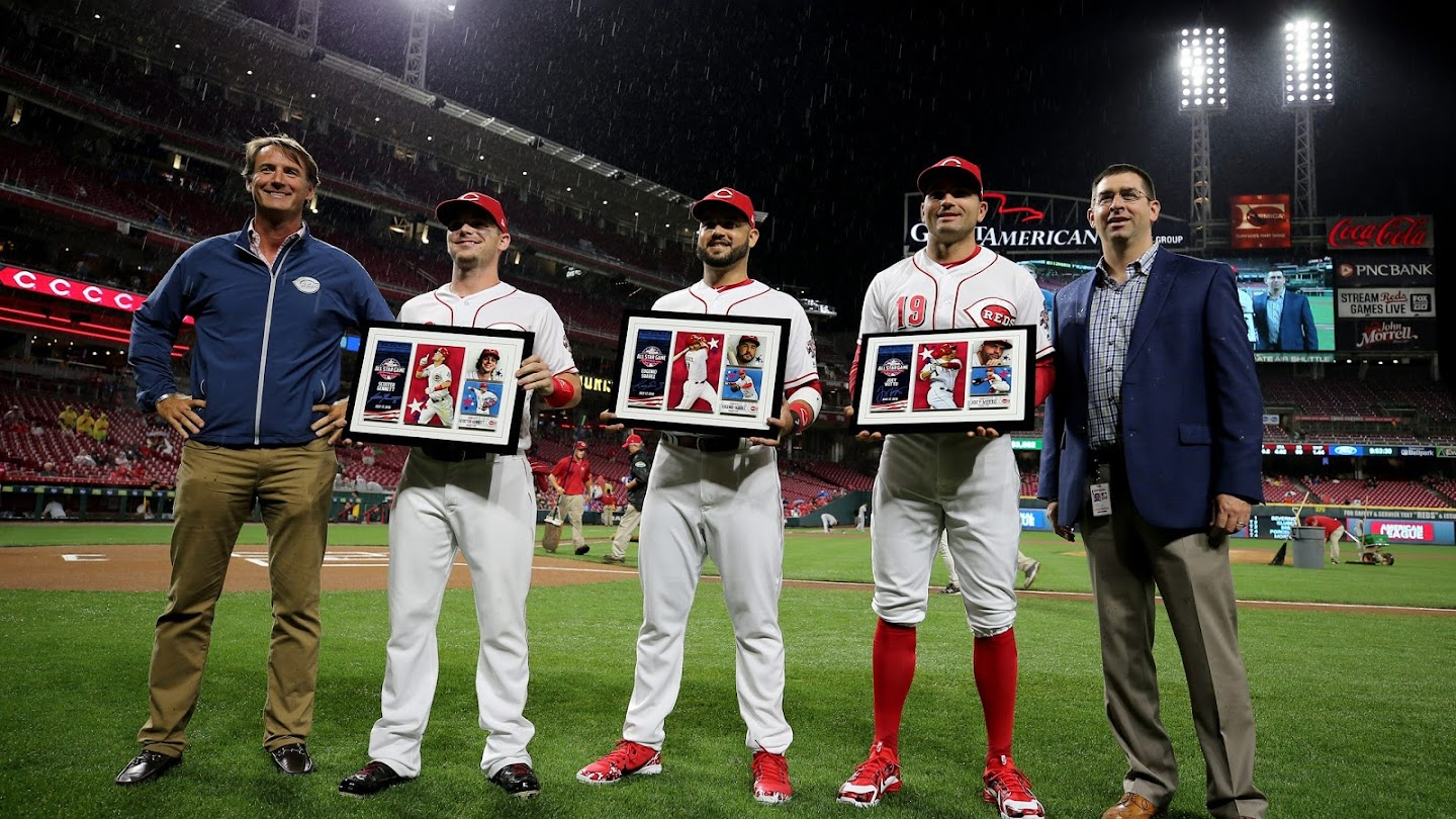 Watch MLB All-Star Election Night live