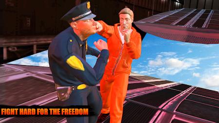 Police Airplane Prison Escape 1.6 screenshot 1108694