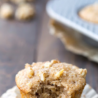 Sprouted Spelt Banana Muffins.