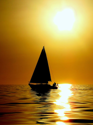 Sailing boat di Silvio Lorrai