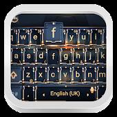 Futuristic Keyboard