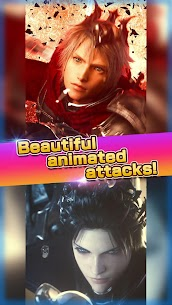 FINAL FANTASY BRAVE EXVIUS MOD Apk 1.3.0 (High Damage) 2