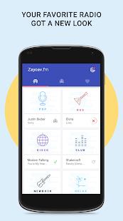 Радио Zaycev.fm мод