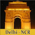 Delhi NCR City Maps Offline icon