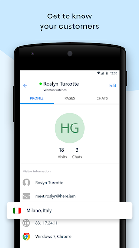Smartsupp chat screenshots 3
