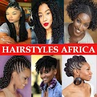 Hairstyles Africa icon