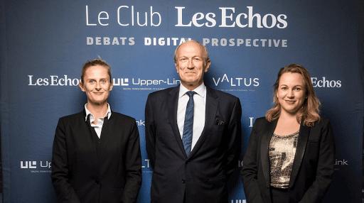 Axelle Lemaire au Club Les Echos Digital