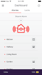 Yale Smart Living Home- screenshot thumbnail