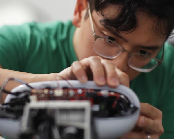 Inside robotics at X