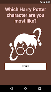 Who are you in Harry Potter? - náhled