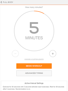 Sworkit Pro – Custom Workouts v5.50.11 Mod APK 8