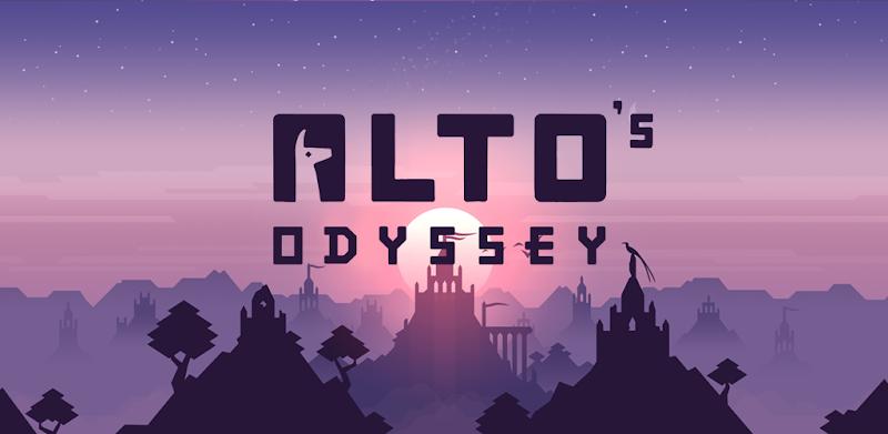 Alto's Odyssey - APK MOD DATA- Dinheiro Infinito