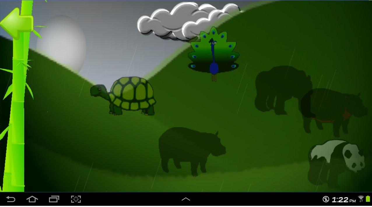 Safari Park Game- screenshot