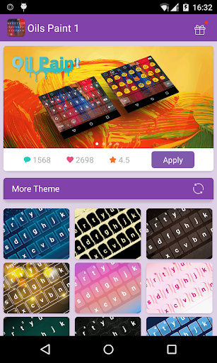 Emoji Keyboard-Oilpaint1