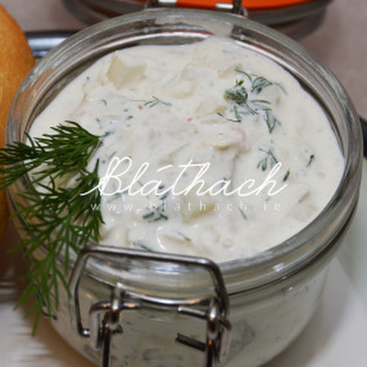 Herring with CrèMe FraîChe Recipe