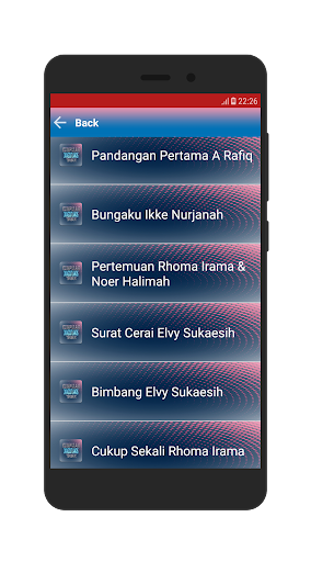dangdut lawas screenshot 1
