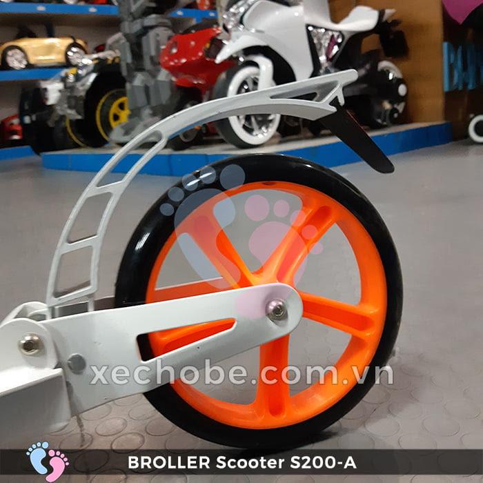 Xe trượt Scooter 2 bánh Broller S200A 12